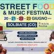 Street Food Festival 2019 a Solbiate (CO)